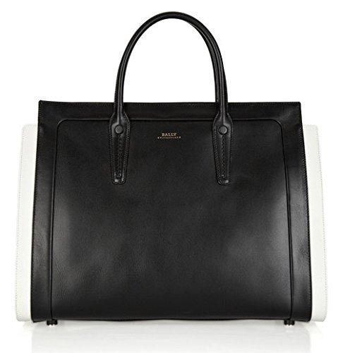 bally-black-white-calf-leather-tote