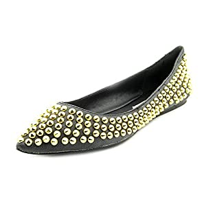 Madden Women's Extraa Flat Bling Shoes at SteelerMania