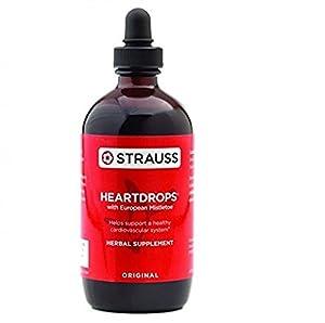 Strauss Naturals - Strauss Heartdrops 8.5 fl oz