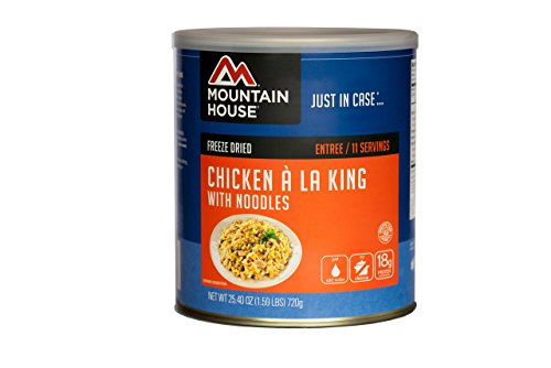 Mountain House Chicken a la King with Noodles #10 Can (Chicken House Kit compare prices)