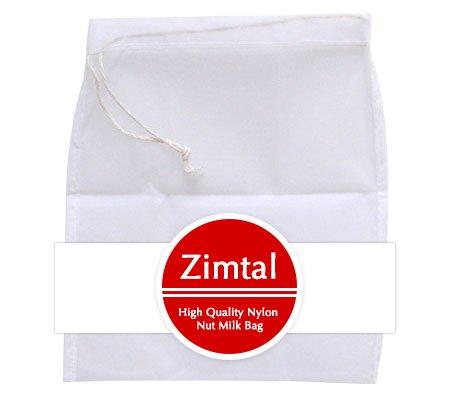 #1 Rated Nut Milk Bag - FOOD GRADE - Food Strainer