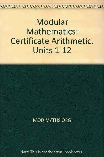 certificate arithmetic textbook 9780435509057 slugbooks