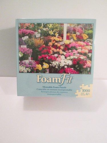 Foam Fit Puzzle - 1000 Pcs