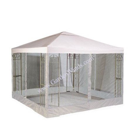 Garden Winds 10 X 10 Single Tiered Replacement Gazebo