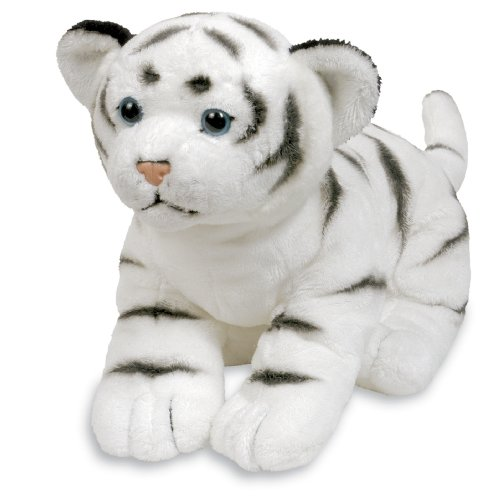 Kids Preferred Asthma and Allergy Friendly White Tiger Cub