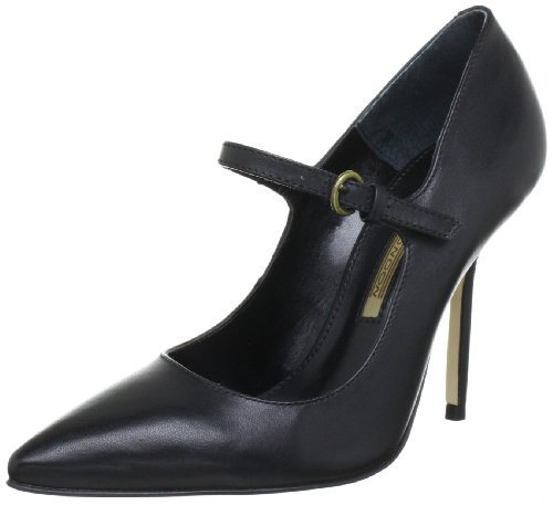 Buffalo London 22851-646 NAPPA SOFT Pumps Women black Schwarz (BLACK 01) Size: 4 (37 EU)