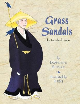 Grass Sandals( The Travels of Basho)[GRASS SANDALS][Paperback]