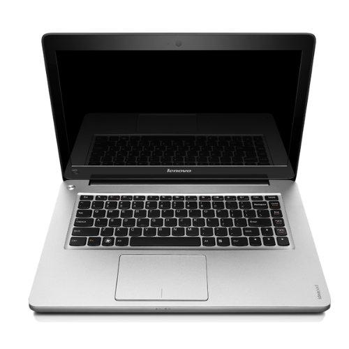 Lenovo IdeaPad U410 14-inch Touchscreen Laptop (Graphite) - (Intel Core i7 3537U 2.0GHz Processor, 8GB RAM, 1TB HDD, 24GB SSD, LAN, WLAN, BT, Webcam, Nvidia Graphics, Windows 8)