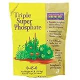 Triple Super Phosphate 0-45-0,4 LBS (Tamaño: 4 lb)