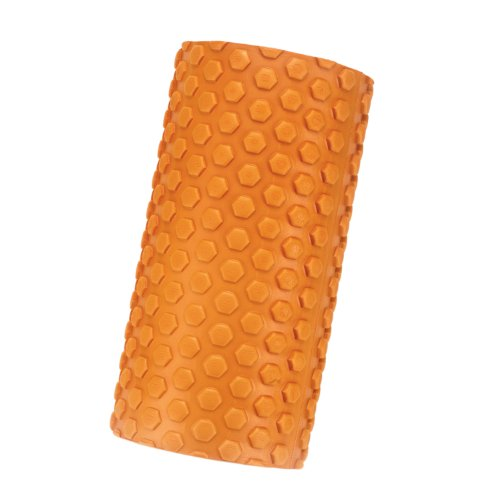 Gaiam Restore 12-Inch Textured Foam Roller w/ DVD