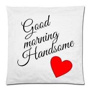 Amazon.com: Romantic Valentine's Day Gift - Good Morning Handsome