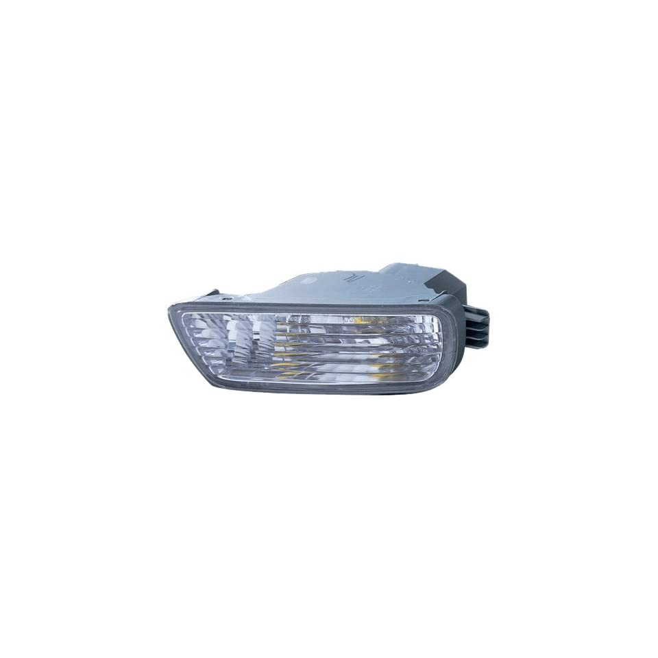 OE Replacement Toyota Tacoma Front Driver Side Signal Light (Partslink