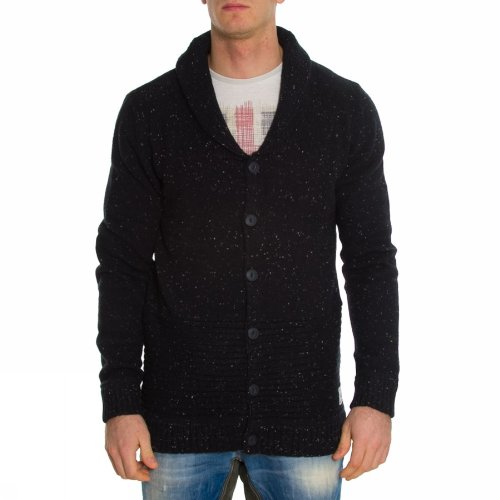 Jack And Jones Star 12061103-card Herren Strickjacken Dunkelblau