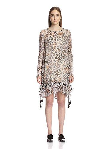 Chloé Women's Leopard Print Dress