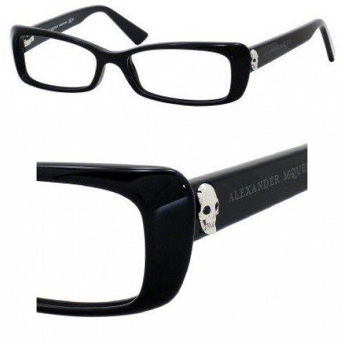 Alexander McQueenEyeglasses Alexander McQueen 4184 0807 Black