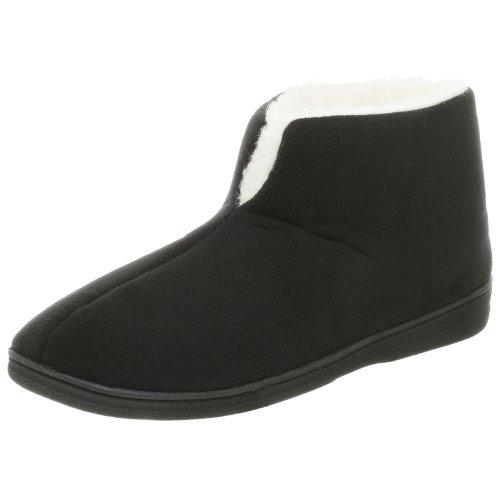 Buy Low Price Dearfoams Men's DM143 Bootie Slipper (B000TR6LLQ)