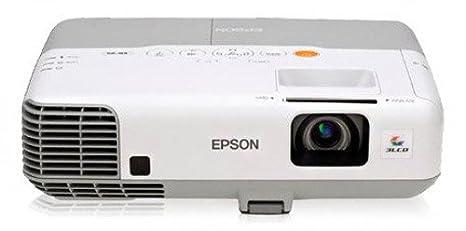 Epson EB-905 Vidéoprojecteur 3 LCD 1024 x 768 USB/RJ45/VGA/HDMI Blanc/Gris