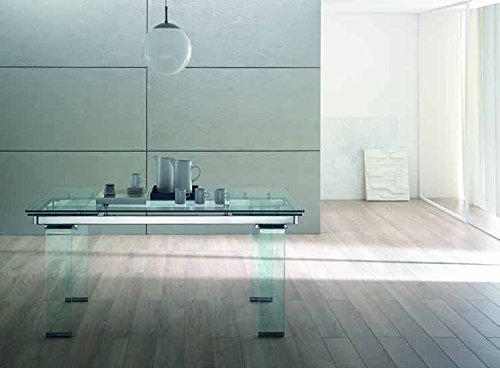 Zamagna - Tavolo Glass T1108