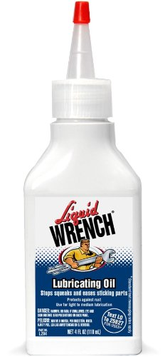 Liquid Wrench L204 Liquid Wrench Lubricating Oil - 4 fl. oz.