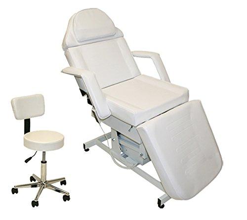 LCL Beauty Fully Electric Adjustable Facial Bed / Massage Table (Hydraulic Massage Table compare prices)