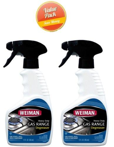 Weiman Products Llc 79 GAS Range Cleaner - 12 Oz