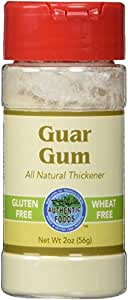 Authentic Foods Guar Gum - 2.5oz