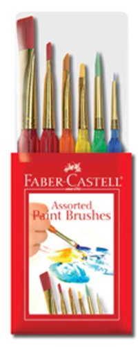 Faber-Castell 6 ct Triangular