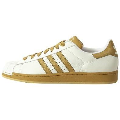 adidas originals men 39 s superstar ii shoe white sand gum. Black Bedroom Furniture Sets. Home Design Ideas