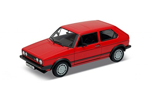 Welly 18039 1983 Volkswagen Golf 1 GTI Red 1/18 Diecast Model Car (Volkswagen Gti Model Car compare prices)