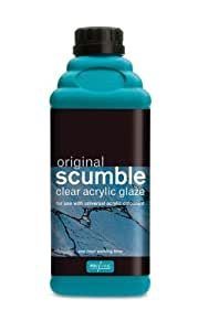 Polyvine Original Scumble Glaze 500ml