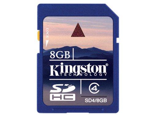 kingston-technology-sd4-8gb-2p-8gb-sdhc-flash-class-4-memory-card-memory-cards-sdhc-flash-class-4-go