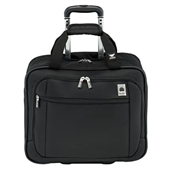 Delsey Luggage Helium Sky Trolley Tote, Black, One Size