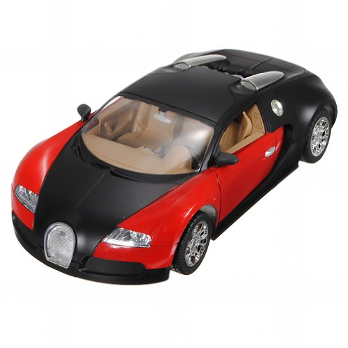 Review: MaxSale Wltoys 8887 1:14 Bugatti Veyron Large-scale Rechargeable RC Car  Best Offer