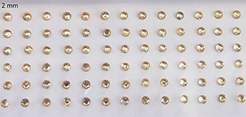 110-rose-gold-dots-2-mm-stick-on-fake-nose-studs-gold-fake-nose-labret-eye-piercing-stud-self-adhesi