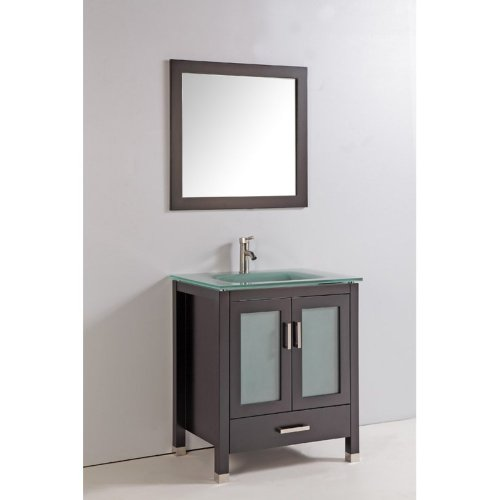 Legion Furniture 30-in. Single Bathroom Vanity Set with Faucet