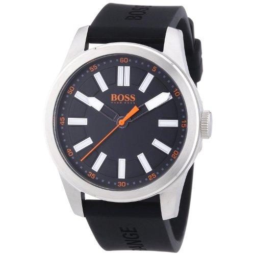 Hugo Boss HB-1512936 - Orologio da polso, uomo, caucciú