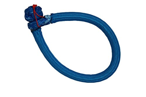 Blue-10mm150mm-Soft-Shackle-for-Off-RoadUHMWPE-Shackle-Winch-Accessary