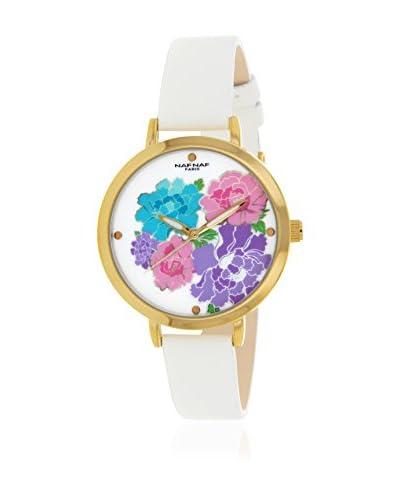 Naf Naf Reloj de cuarzo Woman Summer Collection 40 mm