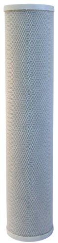 Aquaboon C-20BB Big Blue Whole House Water Filter with Block Activated Carbon, 20-Inch (20 Big Blue Carbon Filter compare prices)
