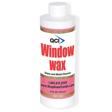 Decorate your windows with glass wax and stencils for Decoration wax