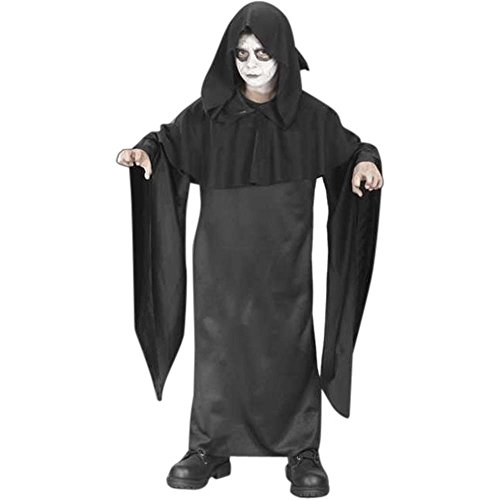Kid's Dr. Darkness Grim Reaper Costume (Size: Large 12-14)