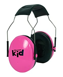 3M Peltor 90553 Kid's Earmuff, Pink