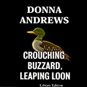Crouching Buzzard, Leaping Loon | [Donna Andrews]