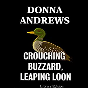 Crouching Buzzard, Leaping Loon Audiobook