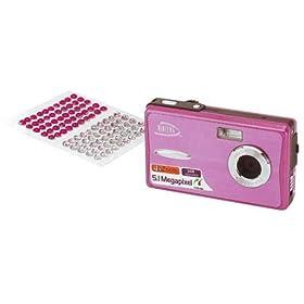 Sakar 87490BLING Digital Camera Bling Kit