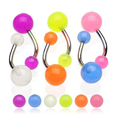piercedoff-set-of-6-glow-in-the-dark-ball-belly-bars