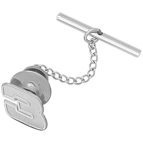 Logoart Dale Earnhardt Sterling Silver Small Tie Tac
