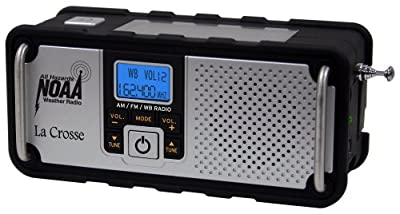 La Crosse Technology 810-106 NOAA Severe Weather Alert Radio from La Crosse Technology