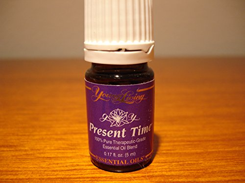 Young Living Present Time Essential Oil Blend 5 ml