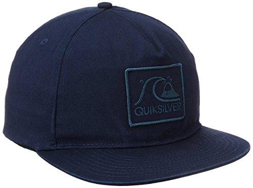 Quiksilver -  Cappellino da baseball  - Uomo blu uni